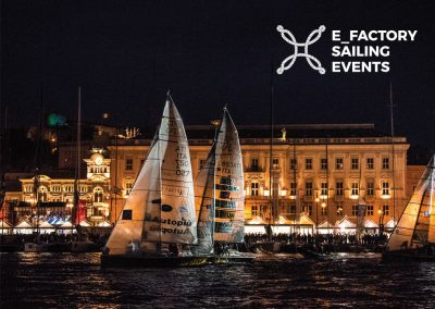 E_FACTORY Sailing Events