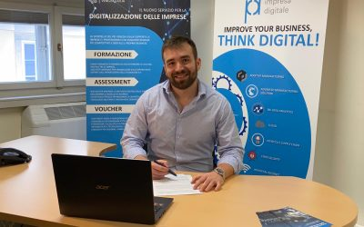 Fra promozione digitale e consulenza alle aziende: Bartolome Abad, uno spagnolo in Italia