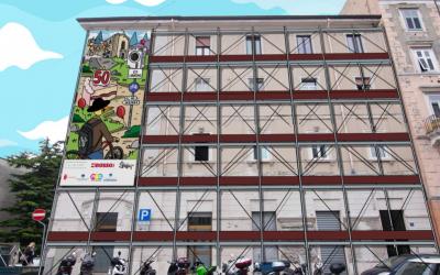 Per… proseguire il viaggio? Art(è) In Cantiere si sposta su Via dell'Istria!