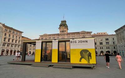 """""""Big John"""": tre giorni di storia, con… orgoglio triestino"""